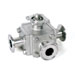 Sanitary Valves,3 piece,K-324TC, Tube Bore 3 Way, L-Port, Sanitary Ball Valves